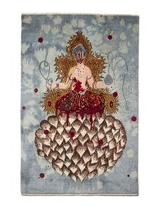 Shiva Ahmadi, 'Limited Edition Sanctuary Artist Rug', 2017