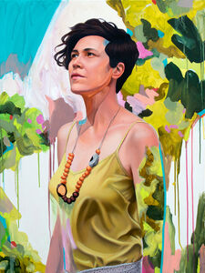 Kim Leutwyler, 'Tamara', 2018