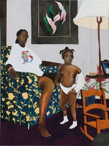 Noah Davis, 'Single Mother with Father out of the Picture', 39295