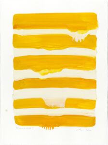 Lynn Basa, 'Yellows and White #4', 2013