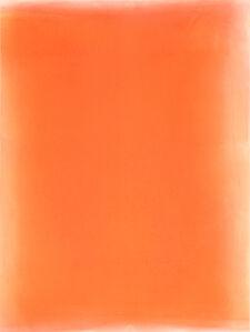 Taek Sang Kim, 'Breathing light-Orange air ', 2017