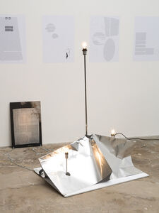Josef Strau, 'Model for the Reconstruction of the Abominable House', 2014