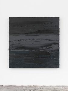 Jason Martin, 'Untitled (Lamp Black / Graphite Grey / Prussian Blue)', 2018