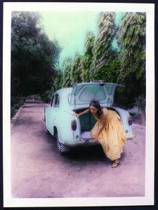 Pushpamala N., 'Sunhere Sapne (Golden Dreams)', 1998