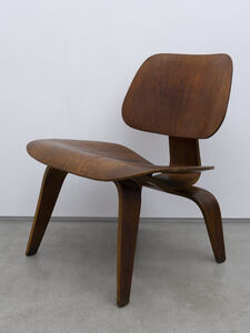 Charles and Ray Eames, 'LCW Chair'
