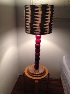 Andy Coolquitt, 'table lamp', 2015