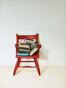 Holly Farrell, 'Red Chair', 2015