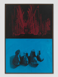 Walter Dahn, 'Untitled', 1986