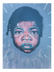 Nathan Louis Valensky, 'Peach Baby Oprah, Mother of our Country', 2018
