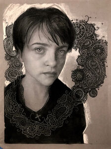 Anastasiya Chybireva-Fender, 'Self Portrait', 2018