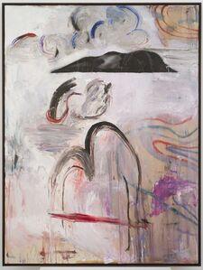 Benoît Maire, 'Peinture de nuages', 2018
