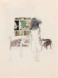 Helene Billgren, 'Ridolycka', ca. 1980