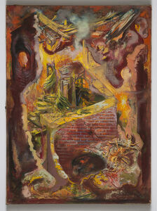 George Grosz, 'Retreat', 1946
