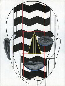 Rob Matthews, 'Albert Toungoumale-Baba', 2018