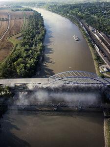 Peter Funch, 'Amelia Earhart Bridge I', 2013