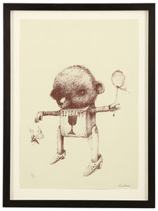 Ericilcane, 'Brown Teddy', 2006