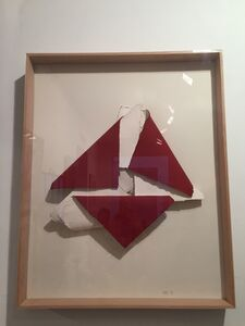 Manolo Ballesteros, 'Red Bow Tie', 21th Century