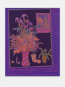 "John McAllister, '""bright crowned summers asunder""', 2016"