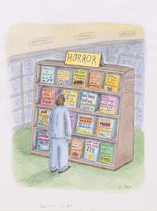 Roz Chast, 'Horror', 2004