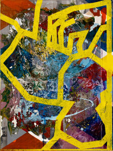 Hendrik Zimmer, 'Take that', 2020