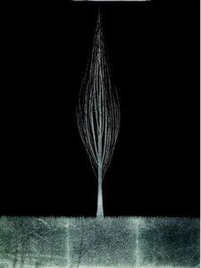 Hamilton Aguiar, 'Solitude Black (W13090)', 2014