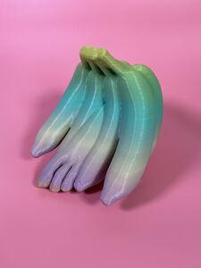 Gracelee Lawrence, 'Banana Foot: A Whole Hand', 2020