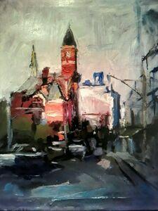 Steven Margolis, '6th Avenue Traffic', 2019