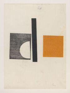 Lygia Pape, 'Tecelar', 1953