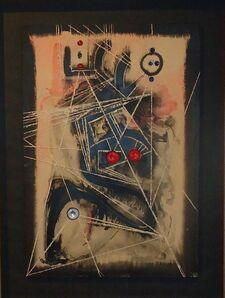 Umberto Mastroianni, 'The Wizard', 1965