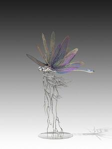 Gao Xiaowu 高孝午, 'Rebirth-Dragonfly   再生-蜻蜓 ', 2017