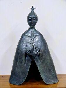 Leonora Carrington, 'La Dragoneza', 2010