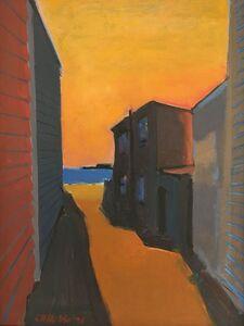 Salvatore Del Deo, 'Path to Blanche Lazzell's Studio', 1993
