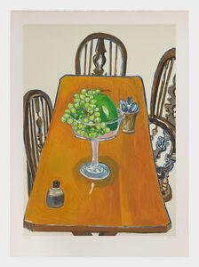 Alice Neel, 'Jar from Samarkand', 1982