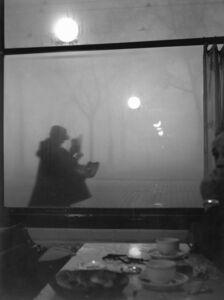 Sabine Weiss, 'Facteur à Lyon, 1950 ', 1950