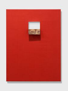Valeska Soares, 'Doubleface (Permanent Rose)', 2017