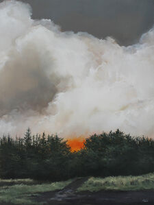 Adam Hall, 'Let it Burn', 2016