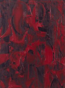 Richard Hoblock, 'BECAUSE', 2015