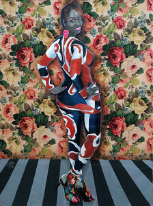 JP Mika, 'Elégance  ', 2015