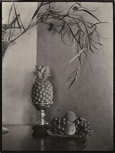 Emil Otto Hoppé, 'Pineapple Still Life', 1920s/1920s