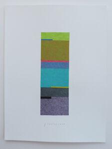 Jocelyne Santos, 'Trois points de vue', 2017