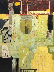 Sammy Peters, 'Repose: unquiet; determination', 2015