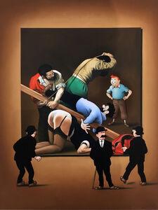 Ole Ahlberg, 'Circo Di Carvaggio', 2019