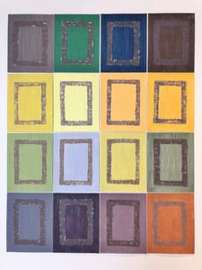 Mark Perry, 'Quilting 2', 2019
