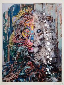 Bordalo II, 'Half Lion ', 2020