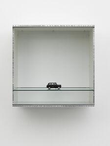 Haim Steinbach, 'Untitled (London taxi)', 2013