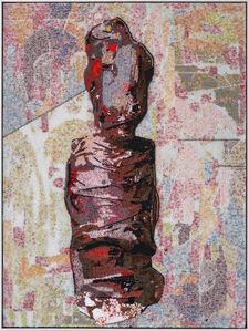 Kagiso Pat Mautloa, 'Urban Mask II', 2019