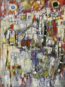 Yuen Yuey Chinn, 'Untitled', 1961