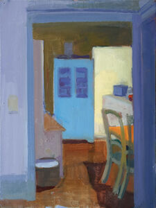 John Goodrich, 'Dining Room ', 2019