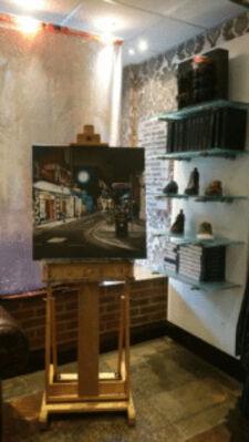 Andrea Tyrimos X Eve De Haan, installation view