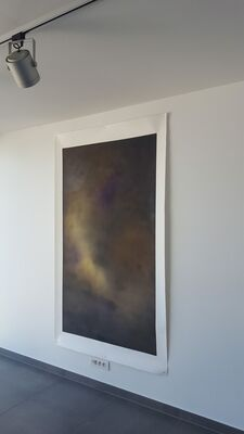 Nicolas Dhervillers 'Detachment', installation view
